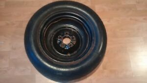 Spare tire and rim Dodge Grand Caravan
