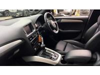 2015 Audi Q5 2.0 TDI Quattro S Line Plus S Automatic Diesel Estate