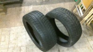 Michelin Primacy Alpin 225/45R17 (2 tires)