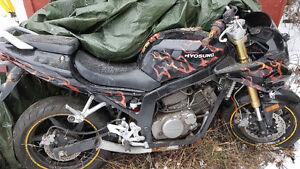 2002 Hyosung 250cc