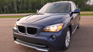 2012 BMW X1 - Trade/Swap - cash either way for a convertible.