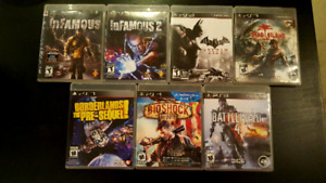 Ps3 games  ( FOR CHEAP )