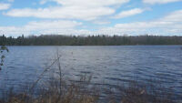 Great Value ! Waterfront lot for sale on Hills Lake, Plevna