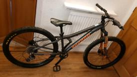 Voodoo juice mountain bike in excellent condition.