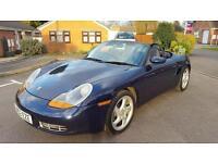 2002 Porsche Boxster Top SpecLong MOT Full Porshe Service History Bargain