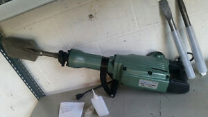 HOC JC1 - HEAVY DUTY DEMOLITION JACK HAMMER + 90 DAY WARRANTY