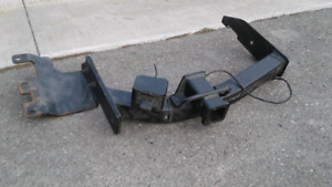 Dodge caravan class 2 trailer hitch