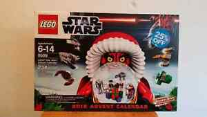 Lego Star Wars 9509 Christmas 2012 Advent Calendar