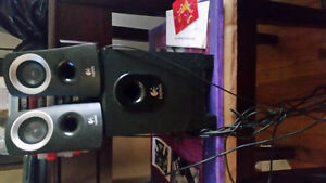 Logitech sounds system London Ontario image 1