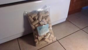 Bag of Wine Corks 100 count Grade A  $10 WOW !