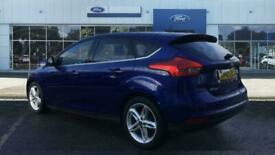 2017 Ford Focus 1.0 EcoBoost 125 Titanium 5dr Petrol Hatchback Hatchback Petrol
