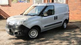 2013 63-REG Vauxhall Combo 1.3CDTi 16v L1H1 Combo 2000 ecoFLEX AIR CON