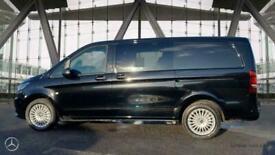 2020 Mercedes-Benz Vito 119 Crew Van Premium L2 Auto Crew Van Diesel Automatic