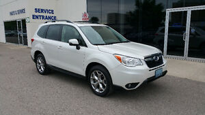 2015 Subaru Forester limited w/ tech option SUV, Crossover