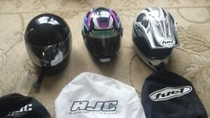 Motorcycle Helmets Size Large