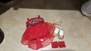 American Girl Doll Clothing  10 Outfits Part 1
