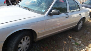 2006 Crown Victoria great taxi cab