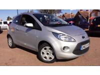 2013 Ford Ka 1.2 Edge (Start Stop) Manual Petrol Hatchback