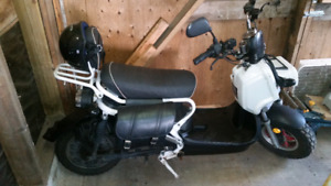 Tag 500 Electric Scooter