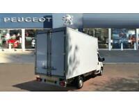 2020 Peugeot Boxer 335 L4 Diesel 2.2 BlueHDi Luton 165ps Plus Luton Diesel Manua