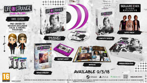 Life is Strange: Before the Storm - Artbook and Album