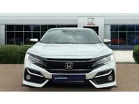 2021 Honda Civic 1.5 VTEC Turbo Sport 5dr CVT Petrol Hatchback Auto Hatchback Pe