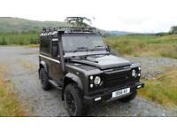 Land Rover 90 Defender 2.2TDCi Hard Top