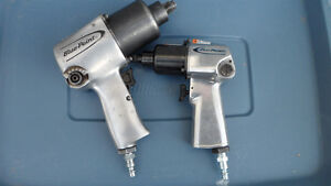 Snap On Blue Point Impact Combo. 3/8 and 1/2 Inch. $250 each. Prince George British Columbia image 2