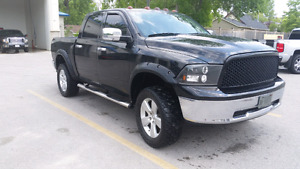 09 dodge hemi lifted