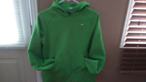 Youth Nike and Browning hoodies L 12-14