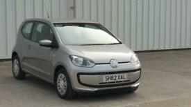 2013 Volkswagen UP 1.0 MOVE UP 3DR Hatchback Petrol Manual