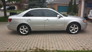 2008 Hyundai Sonata Limited Sedan - PRICED TO SELL!!