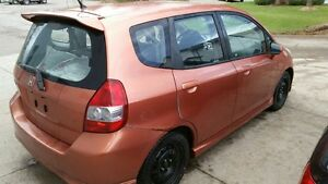 2007 Honda Fit Wagon London Ontario image 3