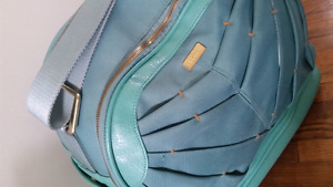 Vintage Lululemon Mint Green Weekender Bag