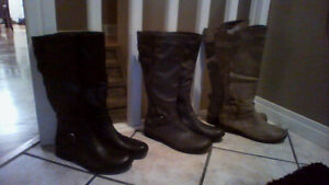 Ladies boots -Brand New - Size 9.5