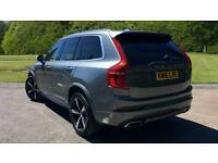 2016 Volvo XC90 2.0 D5 PowerPulse R-Design AWD Automatic Diesel Estate