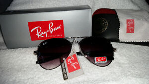Brand new RAY BAN sunglasses. Made in Italy. Edmonton Edmonton Area image 2