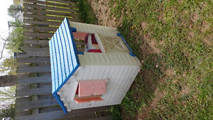 Out door play house