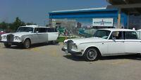 Wedding Rolls Royce available in Winnipeg