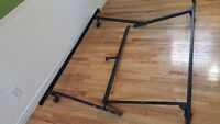 Metal Bed Frame for Double/Queen (FREE DELIVERY!) Quick Response