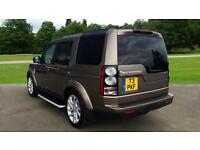 2014 Land Rover Discovery HSE SDV6 AUTO Automatic Diesel Estate