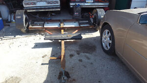 Car and truck tow dolly