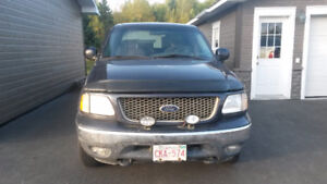 2001 Ford F-150 Pickup Truck campbellton new price !!!