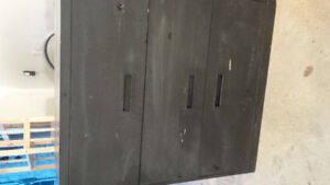 3-Drawer Filing Cabinet (Includes Folders) FOR SALE