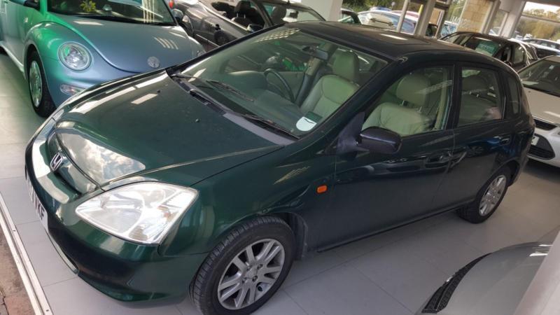 2001 Honda Civic 1.6i VTEC SE Executive new mot 09/18