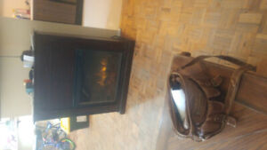Electrical fireplace for sale $100