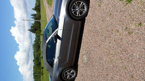 2014 Ford Mustang Grey Convertible
