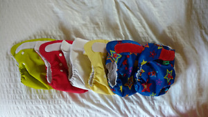 TotsBots AIO cloth diapers