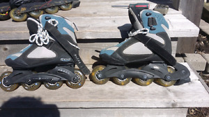 Women's roller blades, Ultra Wheel Reno