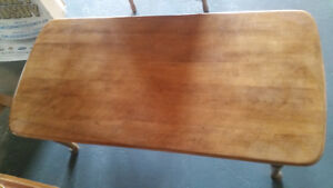 Coffee table end end tables